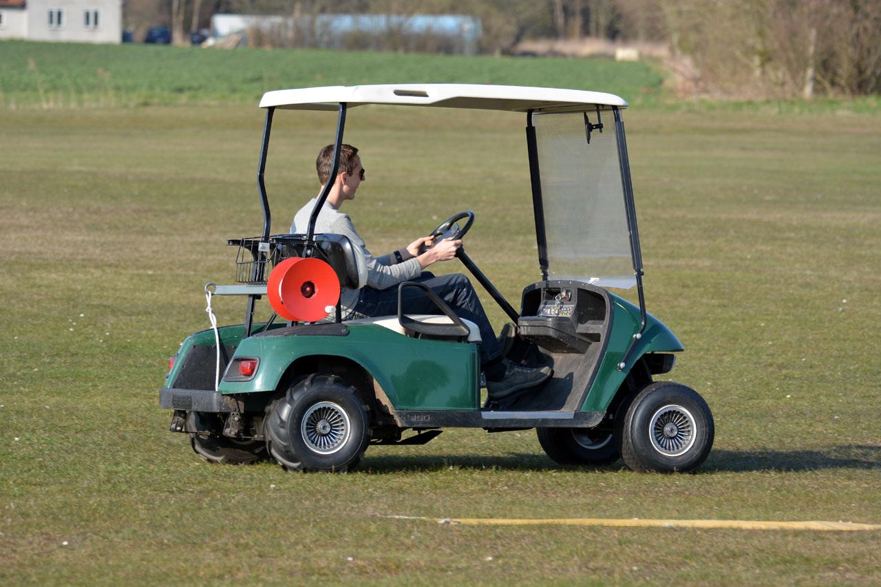 Golfvogn